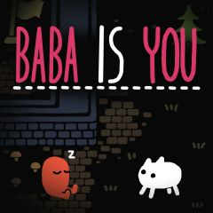 Jaquette de Baba Is You PC