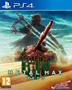 Jaquette de Metal Max Xeno PS4