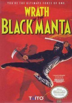 Jaquette de Wrath of the Black Manta NES