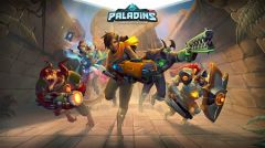 Jaquette de Paladins : Champions of the Realm PS4