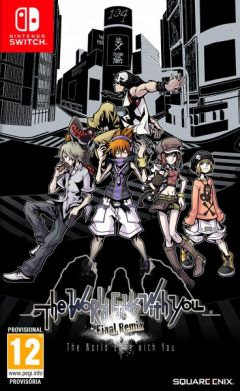 The World Ends With You : Final Remix