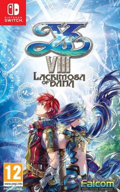 Ys VIII : Lacrimosa of Dana (Nintendo Switch)