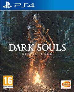 Jaquette de Dark Souls Remastered PS4