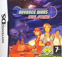 Jaquette de Advance Wars Dual Strike DS