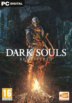 Jaquette de Dark Souls Remastered PC