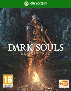 Jaquette de Dark Souls Remastered Xbox One