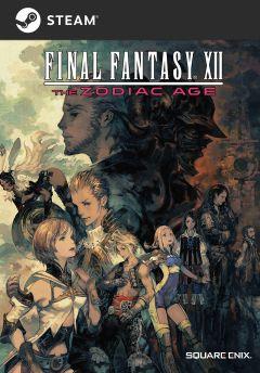 Jaquette de Final Fantasy XII : The Zodiac Age PC