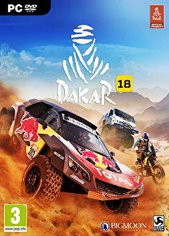 Jaquette de Dakar 18 PC
