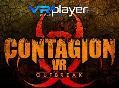 Jaquette de Contagion VR HTC Vive