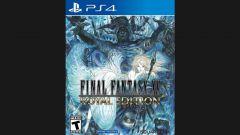 Jaquette de Final Fantasy XV : Royal Edition PS4