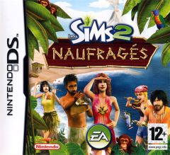 Jaquette de Les Sims 2 Naufragés DS
