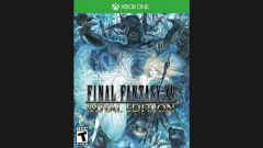 Jaquette de Final Fantasy XV : Royal Edition Xbox One