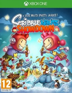 Jaquette de Scribblenauts Showdown Xbox One