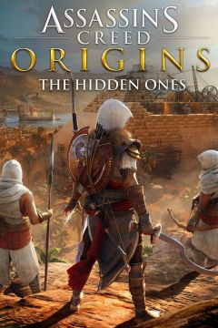 Jaquette de Assassin's Creed Origins : The Hidden Ones PS4