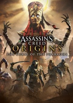 Jaquette de Assassin's Creed Origins : The Curse of the Pharaohs Xbox One