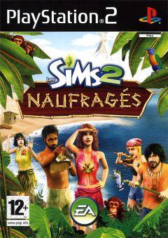 Jaquette de Les Sims 2 Naufragés PlayStation 2