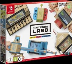 Nintendo Labo - ToyCon 01 : Multi-Kit