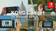 Jaquette de KORG Gadget Nintendo Switch