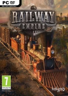 Jaquette de Railway Empire PC