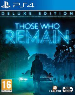 Jaquette de Those Who Remain PS4