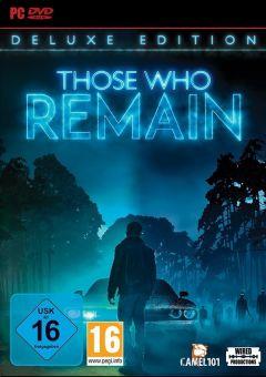 Jaquette de Those Who Remain PC