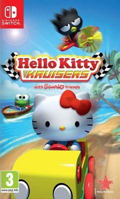 Jaquette de Hello Kitty Kruisers Nintendo Switch