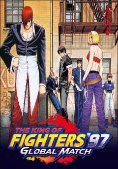 Jaquette de The King of Fighters '97 : Global Match PS Vita