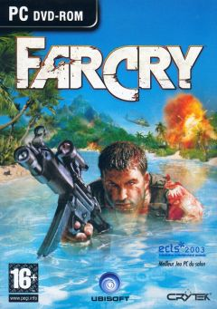 Jaquette de Far Cry PC