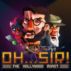 Jaquette de Oh... Sir ! The Hollywood Roast PC