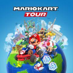 Jaquette de Mario Kart Tour iPad