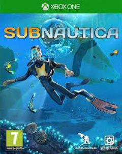 Jaquette de Subnautica Xbox One