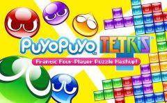 Jaquette de Puyo Puyo Tetris PC