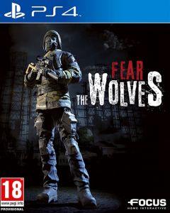 Jaquette de Fear the Wolves PS4