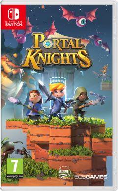 Jaquette de Portal Knights Nintendo Switch