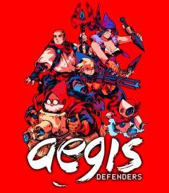Jaquette de Aegis Defenders PC