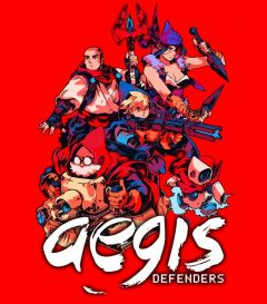 Jaquette de Aegis Defenders PS4