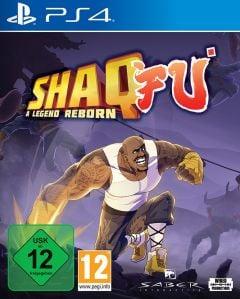 Jaquette de Shaq Fu : A Legend Reborn PS4