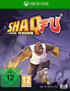 Jaquette de Shaq Fu : A Legend Reborn Xbox One
