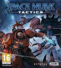 Jaquette de Space Hulk : Tactics PC