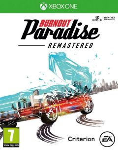 Jaquette de Burnout Paradise Remastered Xbox One