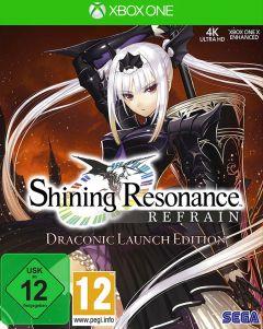Jaquette de Shining Resonance Refrain Xbox One
