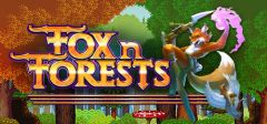 Jaquette de Fox n Forests PS4
