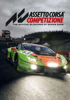 Jaquette de Assetto Corsa Competizione PC