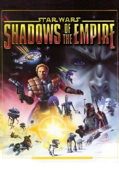 Jaquette de Shadows of the Empire PC