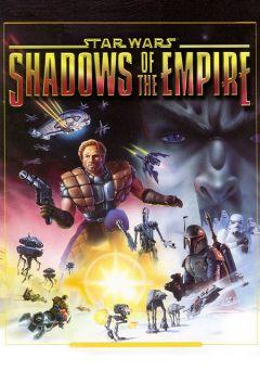 Jaquette de Shadows of the Empire PC