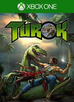 Jaquette de Turok : Dinosaur Hunter Xbox One