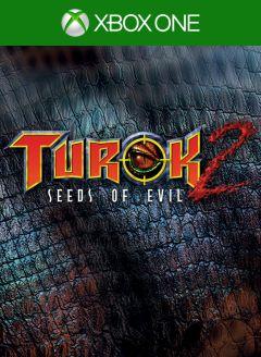 Jaquette de Turok 2 : Seeds of Evil Xbox One