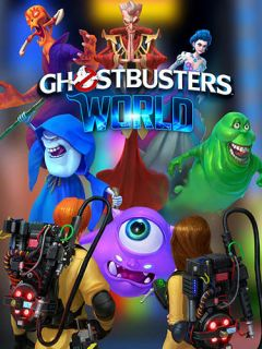 Jaquette de Ghostbusters World iPhone, iPod Touch