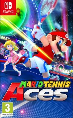Jaquette de Mario Tennis Aces Nintendo Switch