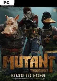 Jaquette de Mutant Year Zero : Road to Eden PC